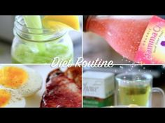 ♥ My Diet Routine | Rachel Talbott ♥ - YouTube