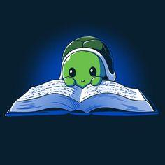 I <3 Reading t-shirt TeeTurtle