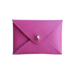 Wallace Car Pouch - Pink