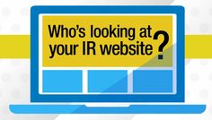 Who's looking at your website? We know. Do you? Investis launches their new Audience Intelligence service