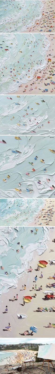 plein air paintings by sally west <3