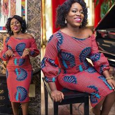 Hello, There are some ankara gowns that you would like just when you see them. These ankara styles are so lovely and good. They are so beautiful and outstanding. Checkout these outstanding ankara gown styles below and enjoy your day. Short African Dresses, Latest African Fashion Dresses, African Print Dresses, Ankara Fashion, African Prints, Fashion Outfits, African Fabric, Fashion Styles, Fashion Ideas