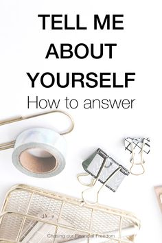 Tell Me About Yourself: best answer in a job interview with examples and how not to answer Tell Me About Yourself. Learn how to answer this question to ace your next job interview. Job Interview Preparation, Interview Questions And Answers, Job Interview Tips, Job Interviews, Job Resume, Resume Tips, Behavioral Interview Questions, Changing Jobs, Career Coach
