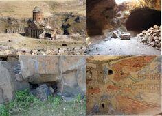 Secret underground tunnels of ancient Mesopotamian cult revealed under Ani ruins