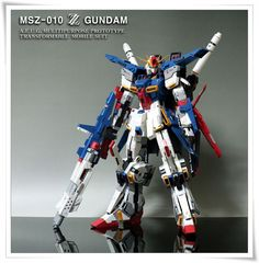 Very Detailed MSZ-010 ZZ Gundam Papercraft by Oadean3 - http://www.papercraftsquare.com/very-detailed-msz-010-zz-gundam-papercraft-by-oadean3.html#Gundam, #MobileSuitGundamZZ, #MSZ010, #MSZ010ZZGundam, #ZZ, #ZZGundam
