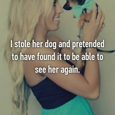22 Wild Secrets From People Who Stole Animals
