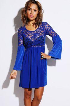 dear-lover new vestido renda Sheer Lace flare Retro Party Skater winter Dress long sleeve LC21725 roupas femininas