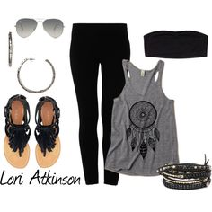 """Tribal"" by lori-atkinson on Polyvore"