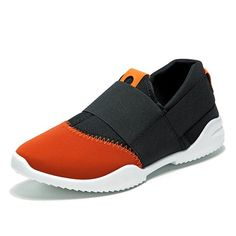 Men Breathable Elastic Bnad Slip On Casual Sneakers Worldwide delivery. Original best quality product for 70% of it's real price. Hurry up, buying it is extra profitable, because we have good production sources. 1 day products dispatch from warehouse. Fast & reliable shipment (7-25...