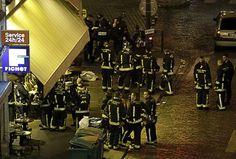 Notas aos atentados de Paris