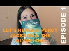 LET'S REREAD: PERCY JACKSON AND THE OLYMPIANS EPISODE 1 - YouTube Why is it I always agree with CassJayTuck so much??/