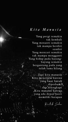 Best Ideas For Quotes Indonesia Friendzone Quotes Rindu, Rain Quotes, Tumblr Quotes, People Quotes, Mood Quotes, Best Quotes, Life Quotes, Story Quotes, Muslim Quotes