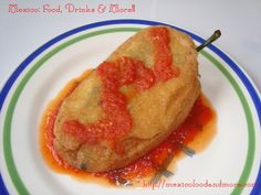 Cheese Stuffed Poblano Chiles (Chiles Rellenos)