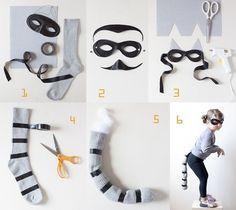 Les déguisements à faire soi-même   MilK - Le magazine de mode enfant