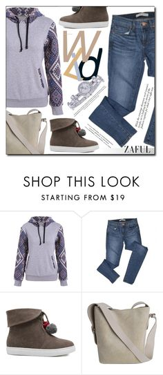 """""""ready to go"""" by fashion-pol ❤ liked on Polyvore featuring J Brand and Vision"""