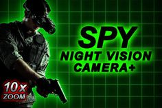 Night Vision Camera+ is the only photo-shooting app that has a Night Vision Mode! Download now and take max advantage of your cell phone with this 2 in 1 app. Take the best photos in every light condition. Visit and like our fb page to stay informed for future updates:https://www.facebook.com/nightvisioncameraplus App features: +Night Vision :…