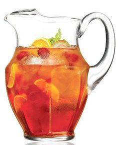 Sangria, anyone? The Cellar Glassware, Column Pitcher BUY NOW!