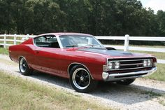 1969 Ford Torino GT..Re-pin brought to you by agents of #Carinsurance at #Houseofinsurance in Eugene, Oregon