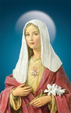 """""""If anyone does not believe that Holy Mary is the Mother of God, he is severed from the Godhead. If anyone should assert that He passed through the Virgin as through a channel, and was not at once divinely and humanly formed in her (divinely, because without the intervention of a man; humanly, because in accordance with the laws of gestation), he is in like manner godless."""" -St. Gregory of Nazianzus"""