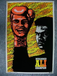 "MC BREED  11x17  /""Black Light/"" Poster"