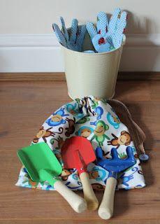 Childrens gardening kits easy to make
