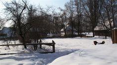 Украинская зима 7 (фото снято в этнографическом музее Пирогово два года назад)