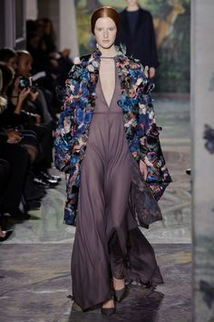SPRING 2014 COUTURE VALENTINO More butterflies