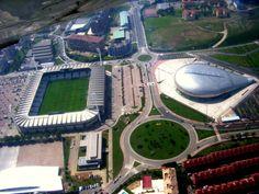 Anchoa Arena el nuevo nombre del estadio del Racing de Santander - Yahoo Deportes
