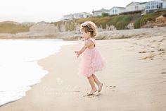 Santa Cruz Beach & Field Photo Session » Santa Cruz Photographer | Newborn, Baby, Children, Maternity Photography