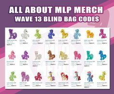 11 Best Mlp Blind Bags Codes Images Bangs Blind Blinds