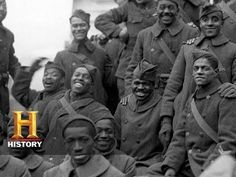 Fascinating and important clip about the Harlem Hellfighters from the History Channel.