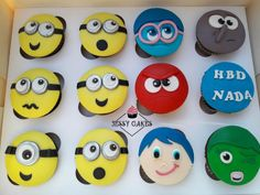 Cupcakes by Yasmin Amr