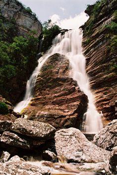 Cachoeira do Samuel Andarai