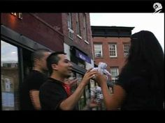 HBO IMAGINE CUBE -  2010 ORO Promo & Activation -  4 different stories, shown in the streets.