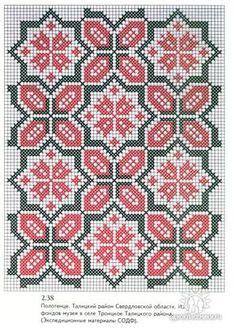 Gallery.ru / Фото #86 - узори - LLLiudochka Funny Cross Stitch Patterns, Cross Stitch Borders, Cross Stitch Flowers, Cross Stitch Designs, Cross Stitching, Cross Stitch Embroidery, Embroidery Patterns, Loom Patterns, Crochet Patterns