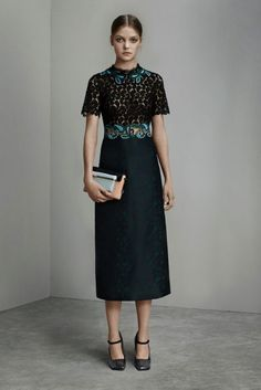 Mary Katranzou Pre-Fall 2015 (9) - Shows - Fashion