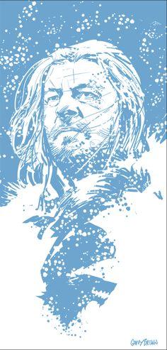 Ned Stark by thisismyboomstick on DeviantArt