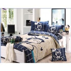 mickey mouse full bedding for boys - Mickey Mouse Bedding