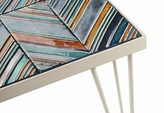 Caldas Tiles Table by Mambo Unlimited Ideas