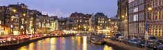 Experience intimate, canal-laced Amsterdam with Abercrombie & Kent.