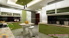 Luxury Interior Designs Kerala Kerala Home Design Floor Plans Kitchen  Interior Views Ss Architects Cochin Home Kerala Plans Luxury Interior  Designs Kerala ...