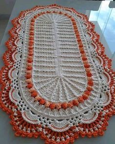 Afghan Crochet Patterns, Crochet Doilies, Soft Furnishings, Table Runners, Diy And Crafts, Stitch, Blanket, Rugs, Coasters