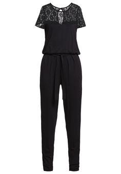 bestil Dorothy Perkins Overall / Jumpsuit /Buksedragter - black    til kr 299,00 (04-10-16). Køb hos Zalando og få gratis levering.