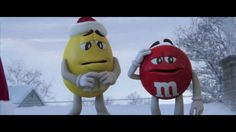 M&M's Commercial 2017 Faint Christmas Eve. You can watch funny M&M's commercial named as faint for Christmas Eve. Yellow saved Christmas that fateful night a. Christmas Ad, Christmas Shopping, Christmas Things, Christmas Traditions, Decor Crafts, Diy Gifts, Eve, Funny Pictures, Commercial