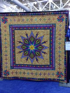 Incredible Quilts from the 2014 Mid-Atlantic Quilt Show- Part 1