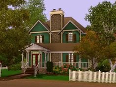 lilliebou's Vivace (The Sims 3 house download) | For more daily Sims 3 & 4 pins follow http://www.pinterest.com/itsallpretty/the-sims-3-4/