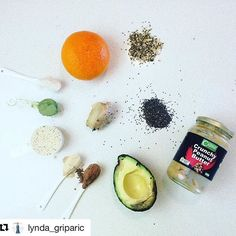 180 Ambassador and Naturopath Lydna shares her creations :) ・・・ The makings of my Crunchy Peanut Butter Thickshake with Alkalising greens... 1 mandarin 1 scoop Greens Plus by @180nutrition  1 tsp Maca 1 scoop vegan Natural Protein by @180nutrition  1 tbsp chia seeds 1 tbsp organic Peanut butter 1/2 avocado 1 tsp green banana flour (gut flora love) 1 tsp cacao 1 tsp ginger 1/2 cup chilled BetterMe tea  Blend with high powered blender http://180nutrition.com.au/