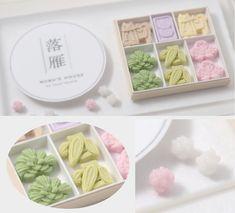 落雁 Japanese sweets