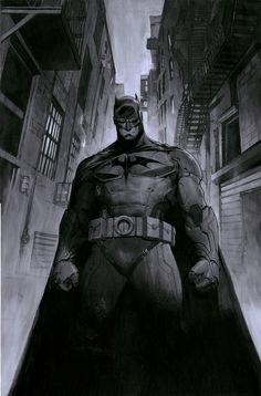 Batman - Jorge Molina