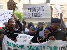 Is #BringBackOurGirls helping?